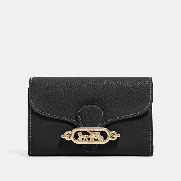 Jade Medium Envelope Wallet