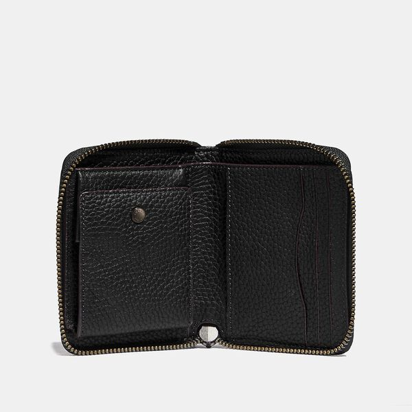 Zip Around Coin Wallet