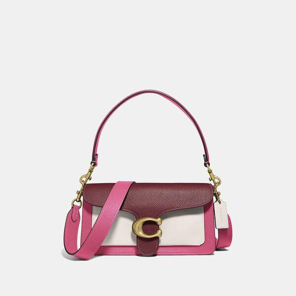 Tabby Shoulder Bag 26 In Colorblock, B4/CONFETTI MULTI, hi-res