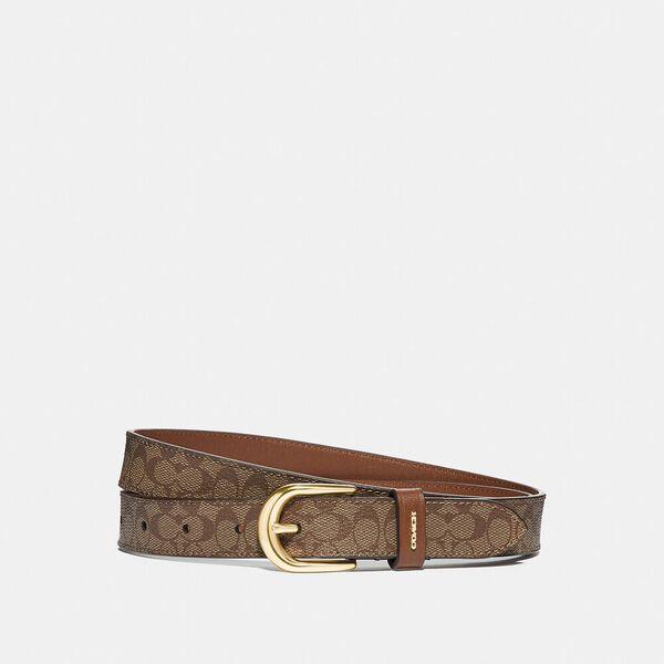 Harness Buckle Belt, 25mm, IM/KHAKI SADDLE, hi-res