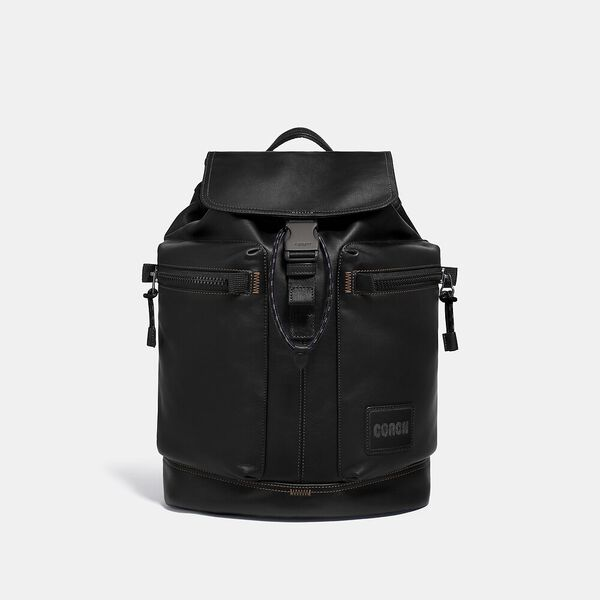 Pacer Utility Backpack With Coach Patch