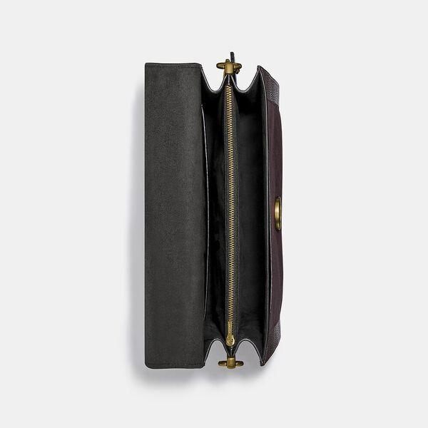 Tabby Shoulder Bag, B4/OXBLOOD, hi-res