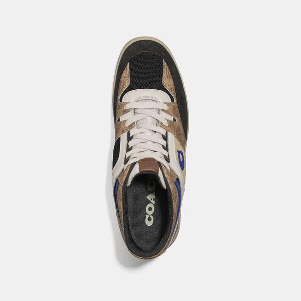 Citysole Mid Top Sneaker, SG TAN/BLK SPH, hi-res