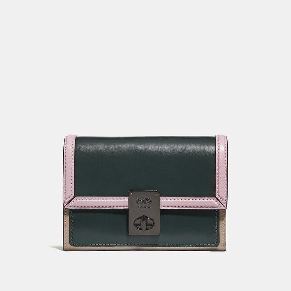 Hutton Wallet In Colorblock