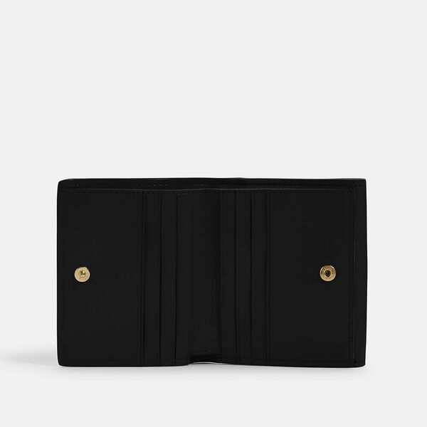 Georgie Small Wallet, IM/BLACK, hi-res