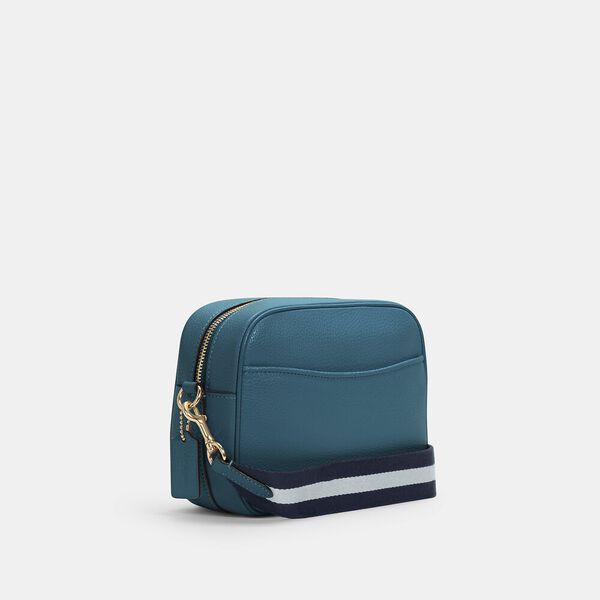 Dempsey Camera Bag With Patch, IM/TEAL INK, hi-res