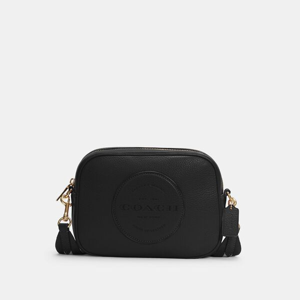 Dempsey Camera Bag With Patch