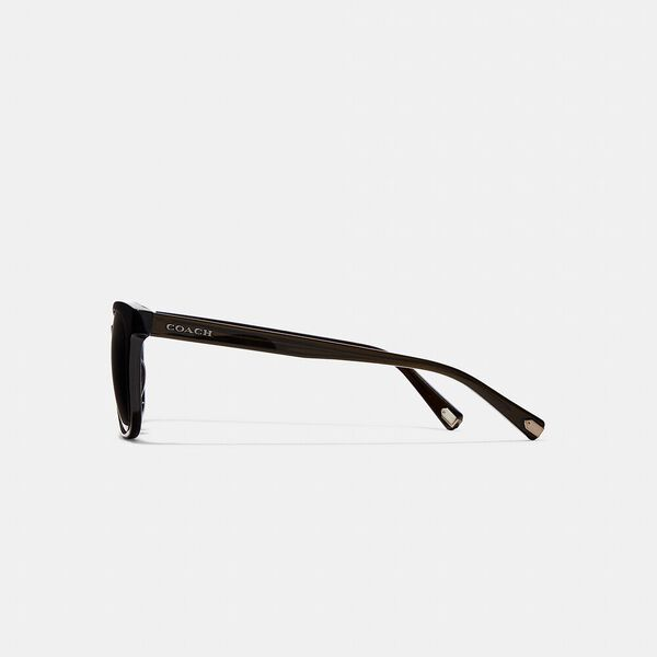 Hangtag Square Sunglasses, MILITARY GREEN, hi-res