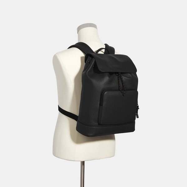 Turner Backpack, QB/BLACK, hi-res