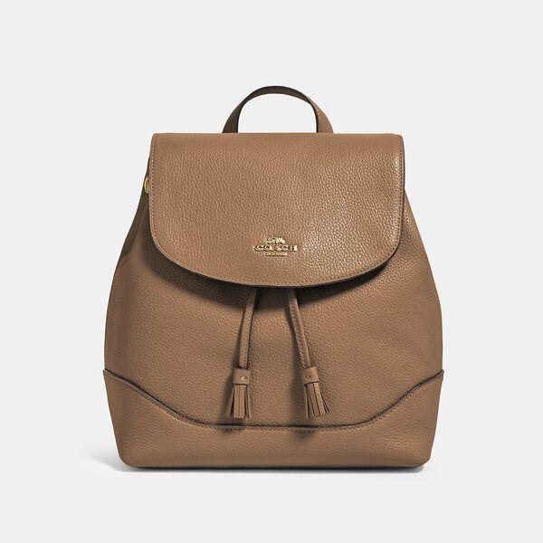 Elle Backpack, IM/TAUPE, hi-res