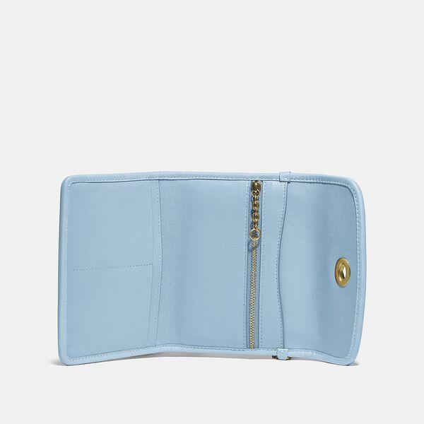 Turnlock Flap Wallet, B4/WATERFALL, hi-res