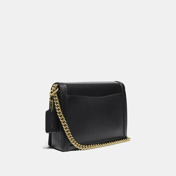 Hutton Shoulder Bag, B4/BLACK, hi-res