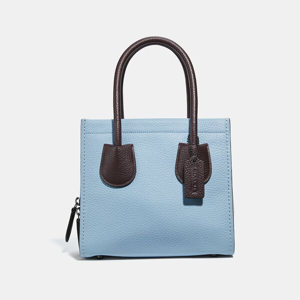 Cashin Carry Tote 22 In Colorblock, V5/WATERFALL MULTI, hi-res