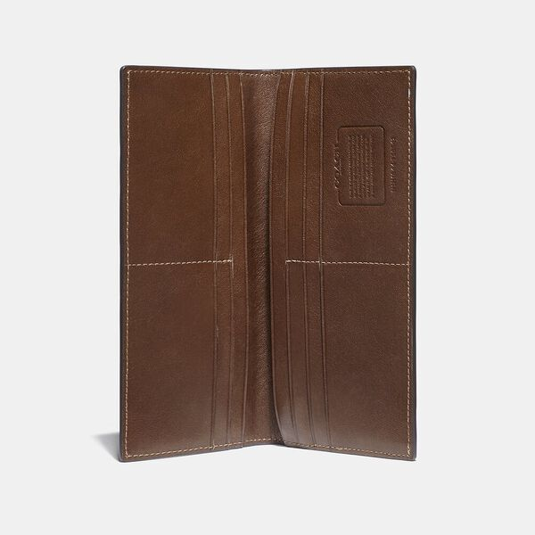 Breast Pocket Wallet, SADDLE, hi-res