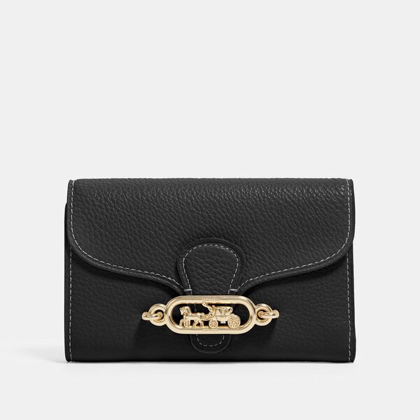Jade Medium Envelope Wallet