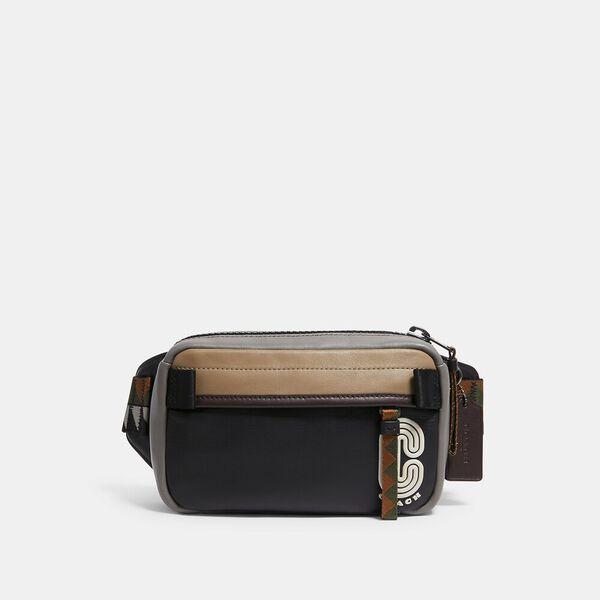Mini Edge Belt Bag, QB/BLACK MULTI, hi-res