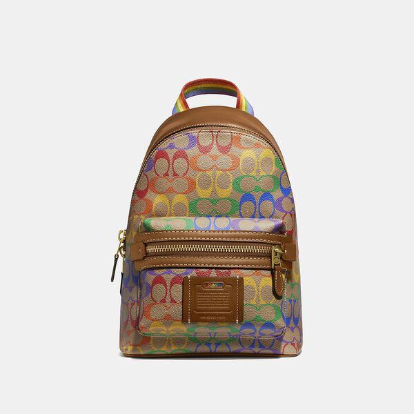 Academy Pack In Rainbow Signature Canvas, OL/MULTI, hi-res
