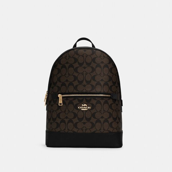 Kenley Backpack In Signature Canvas