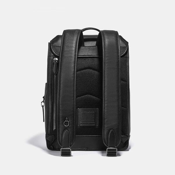 League Flap Backpack, JI/BLACK, hi-res