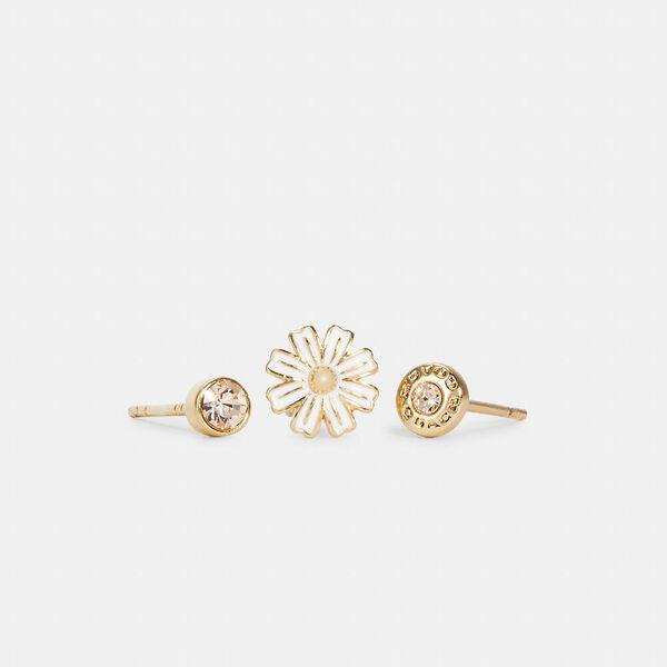Daisy Stud Earrings Set