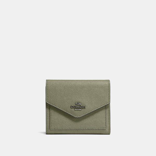 Small Wallet, V5/LIGHT FERN, hi-res
