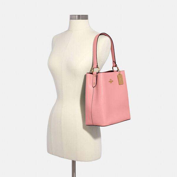Town Bucket Bag, IM/BUBBLEGUM/WINE, hi-res