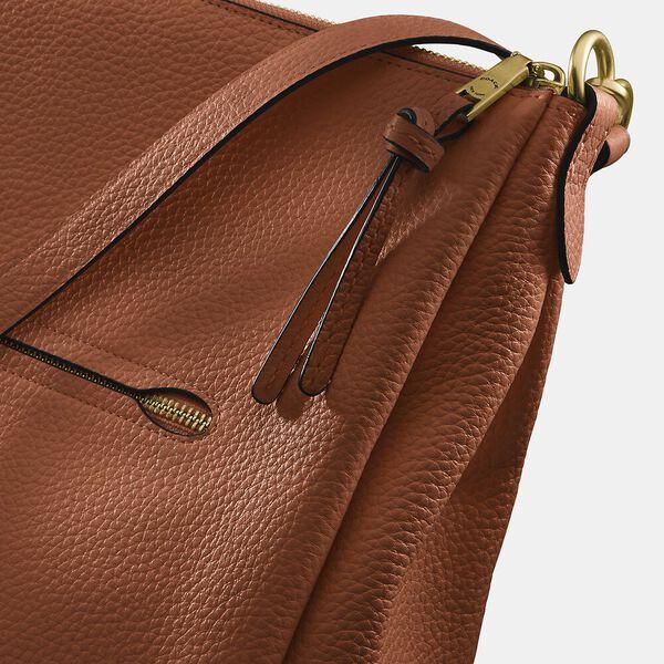 Shay Shoulder Bag, B4/1941 SADDLE, hi-res