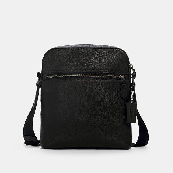 Houston Flight Bag, QB/BLACK, hi-res