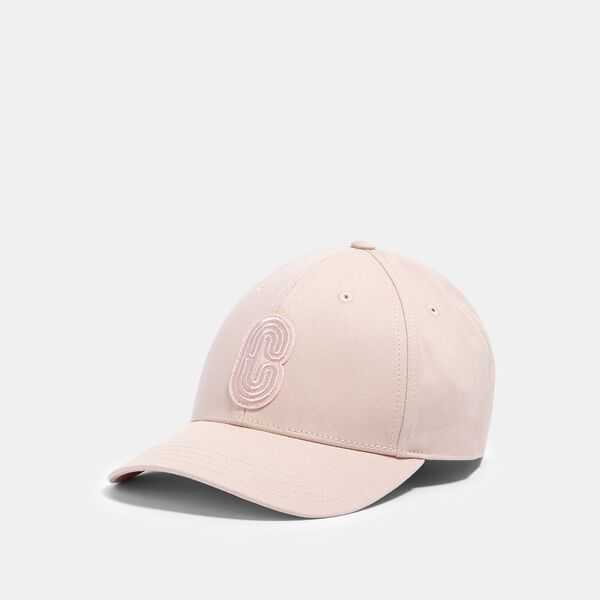 Retro Signature Patch Hat, CARNATION, hi-res