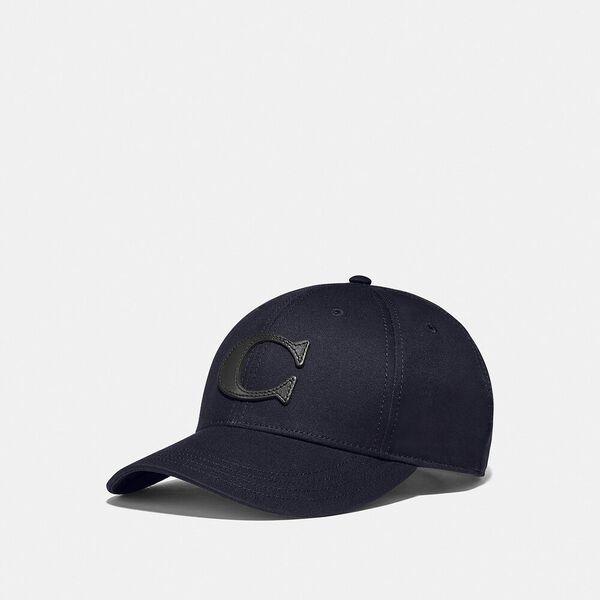 Varsity C Cap, NAVY, hi-res