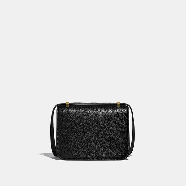 Alie Shoulder Bag 18, B4/BLACK, hi-res