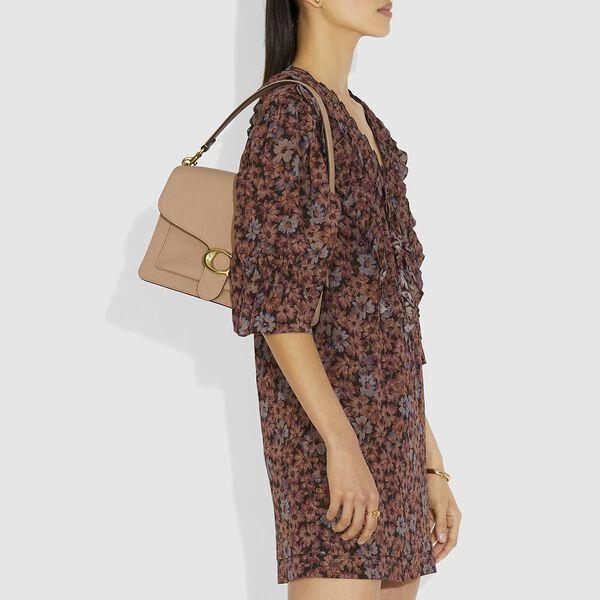 Tabby Shoulder Bag, B4/BEECHWOOD, hi-res