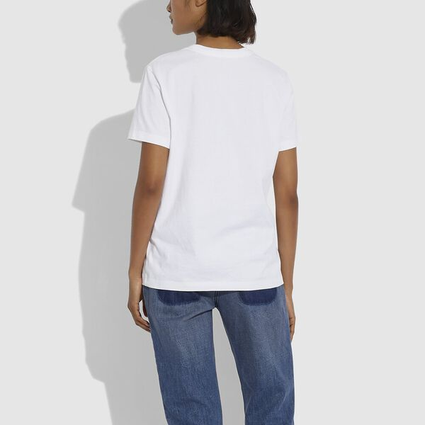 Rexy City Signature T-Shirt, WHITE, hi-res