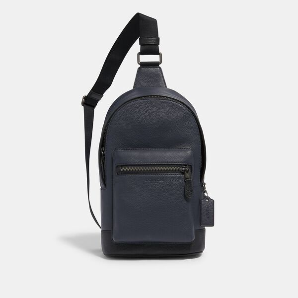 West Pack, QB/MIDNIGHT NAVY, hi-res