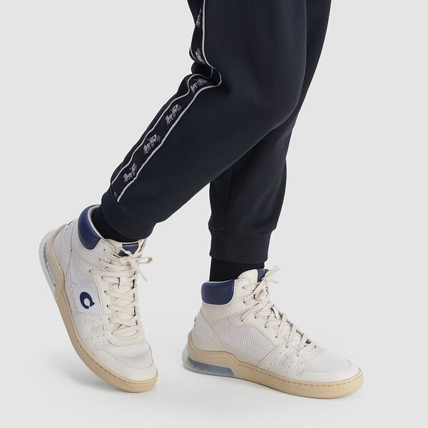 Citysole High Top Sneaker, CHALK TRUE NAVY, hi-res