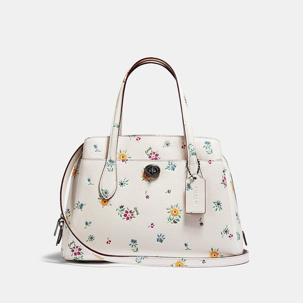 Lora Carryall 30 With Wildflower Print
