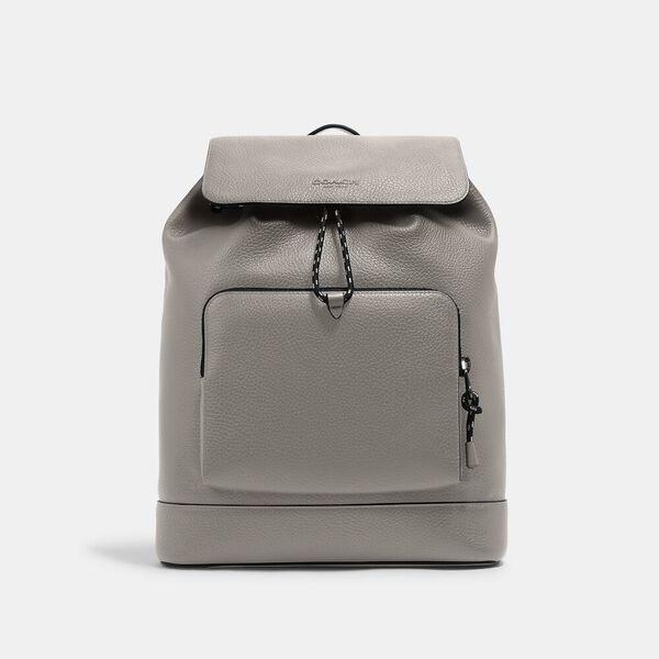 Turner Backpack, QB/HEATHER GREY, hi-res