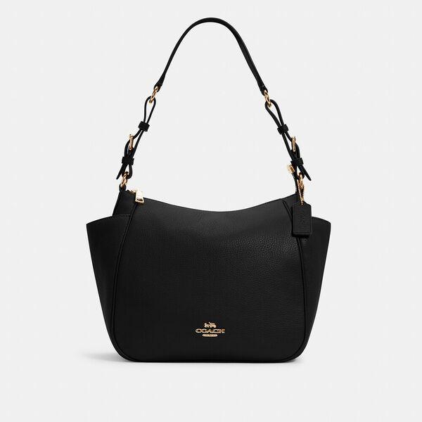 Rori Shoulder Bag, IM/BLACK, hi-res