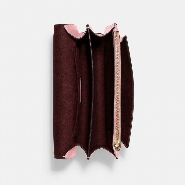 Foldover Belt Bag, IM/BUBBLEGUM, hi-res