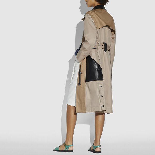 Raincoat, BONE, hi-res