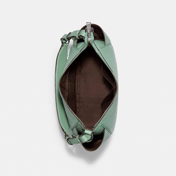 Rori Shoulder Bag, SV/WASHED GREEN, hi-res