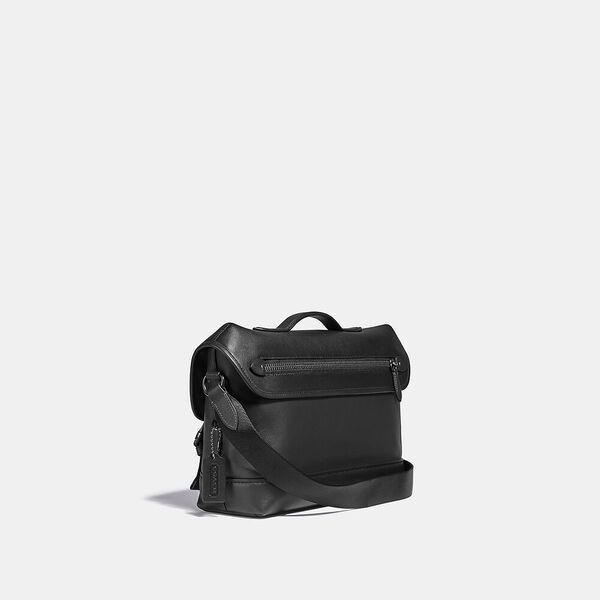 League Bike Bag, JI/BLACK, hi-res