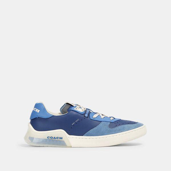 Citysole Court Sneaker In Colorblock, ADMIRAL BRIGHT BLUE, hi-res