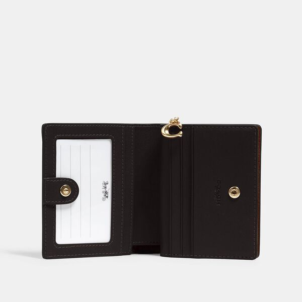 Snap Wallet, IM/REDWOOD, hi-res