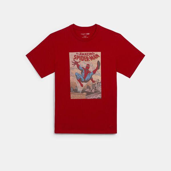 Coach x Marvel Spider-Man Comic T-Shirt