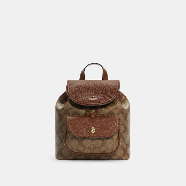 Pennie Backpack 22 In Signature Canvas