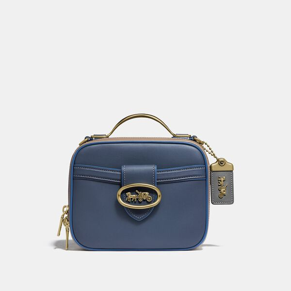 Riley Lunchbox Bag In Colorblock