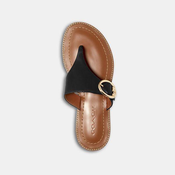 Lesli Sandal, BLACK, hi-res