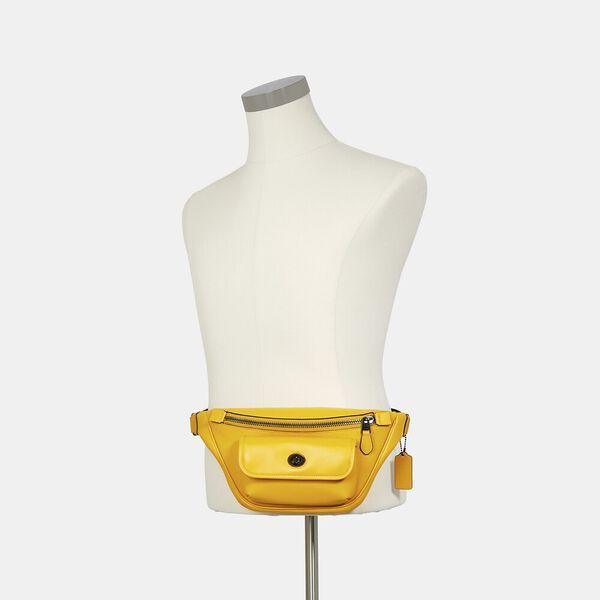 Heritage Belt Bag, QB/OCHRE, hi-res