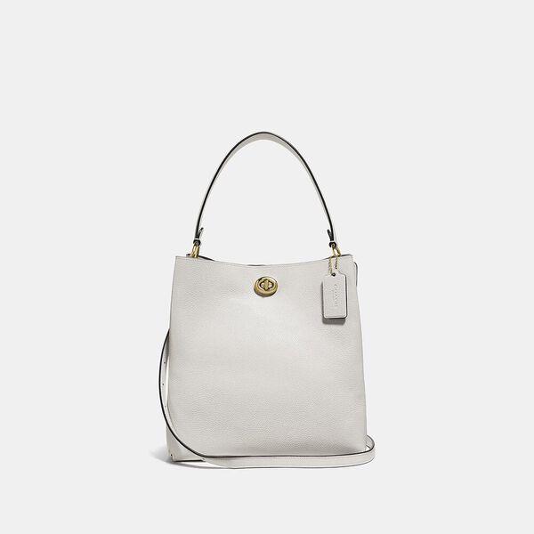 Charlie Bucket Bag, GD/CHALK, hi-res